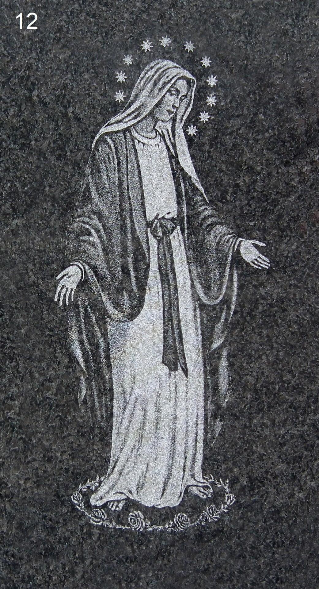 Grawer Marii - Nagrobki Bielsko-Biała