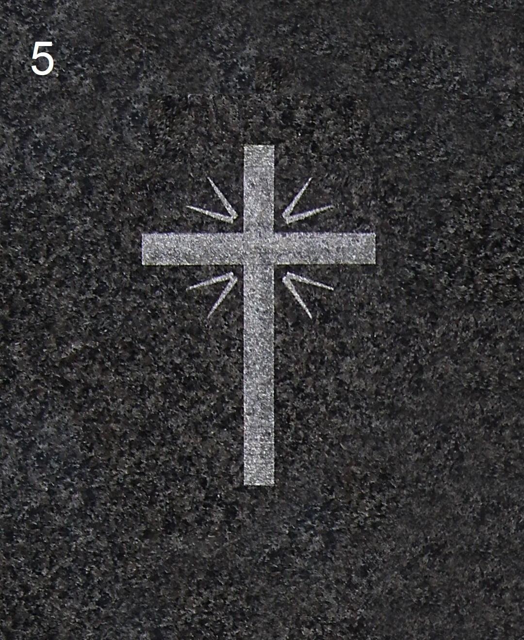 Krzyż - Nagrobki Bielsko-Biała