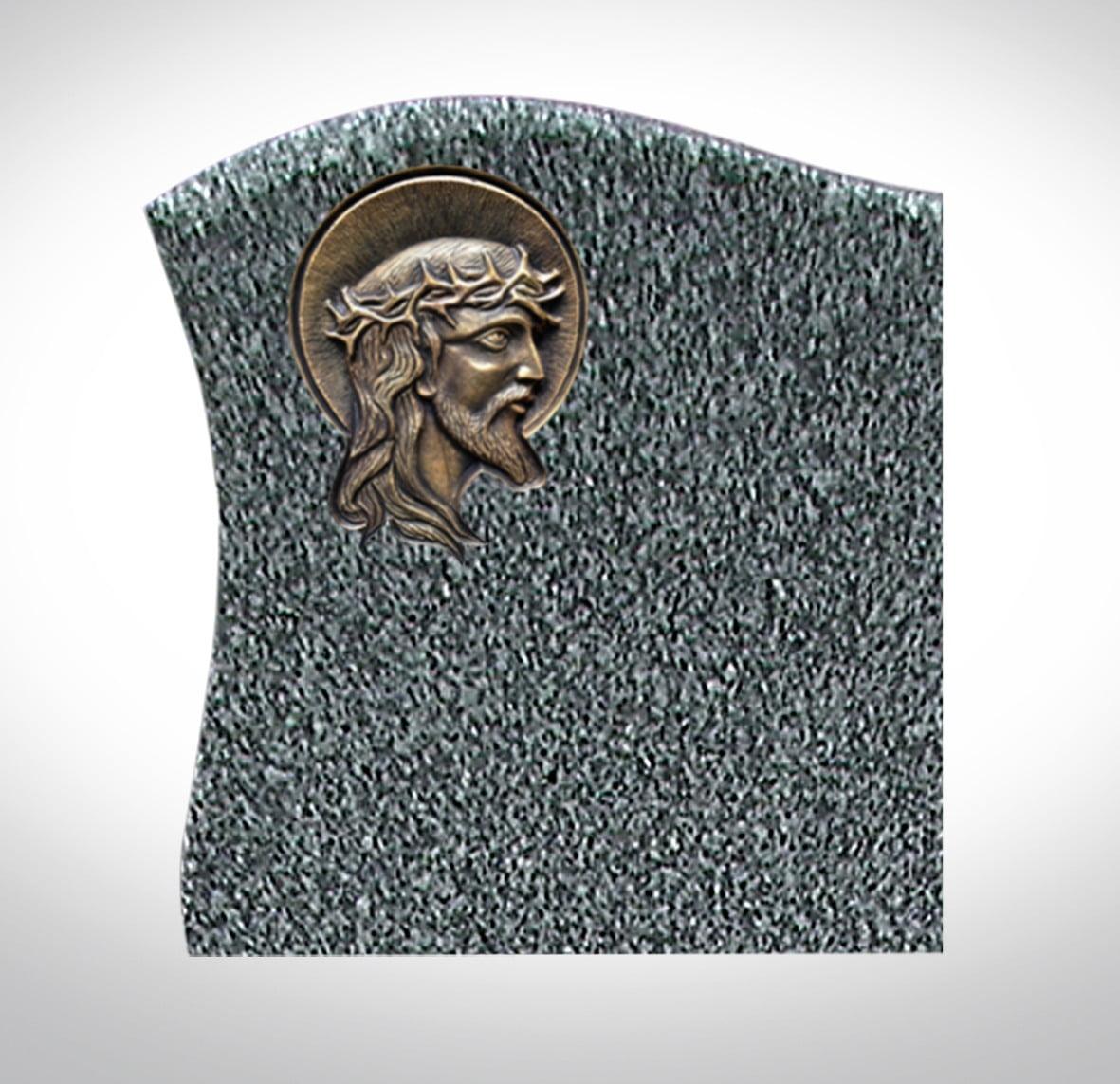 Rzeźba Jezusa w Koronie - Nagrobki Bielsko-Biała