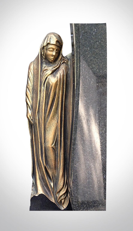 Figura Marii - Nagrobki Bielsko-Biała