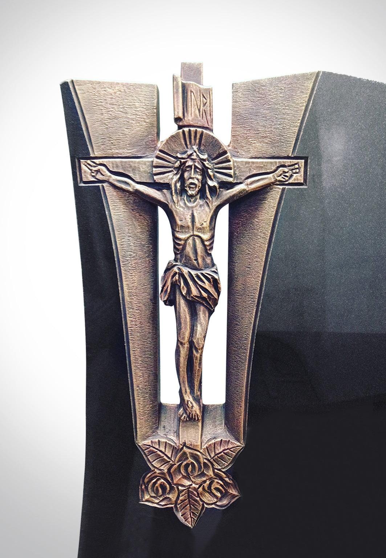 Figura Jezusa - Nagrobki Bielsko-Biała